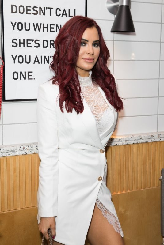 CARLA HOWE at Shakedown Coffee Launch Party in London 10/08/2019