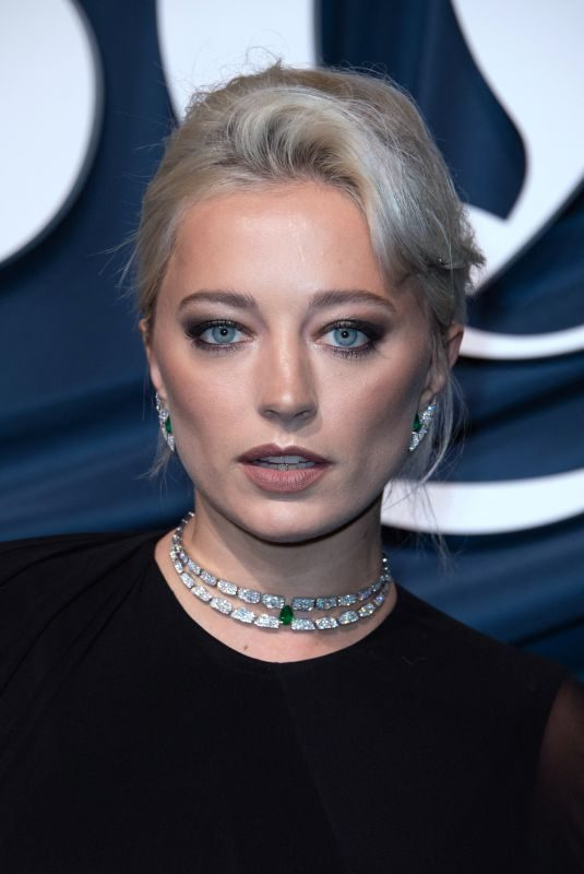 CAROLINE VREELAND at Bof 500 Gala at Paris Fashion Week 09/30/2019