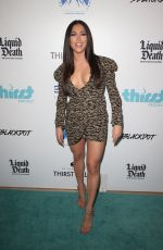 CASSIE SCERBO at Thirst Project 10th Annual Thirst Gala in Beverly Hills 09/28/2019