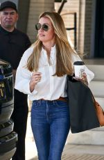 CAT DEELEY Out Shopping in Beverly Hills 10/18/2019