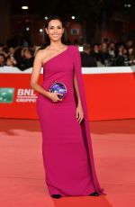 CATERINA BALVIO at Downton Abbey Premiere at 14th Rome Film Festival 10/19/2019