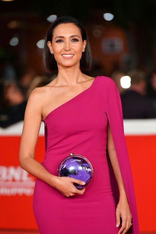 CATERINA BALVIO at Downton Abbey Premiere at 14th Rome Film Festival 10/19/2019