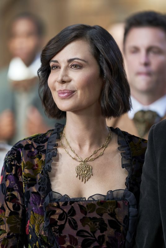 CATHERINE BELL – Good Witch: Curse from a Rose Promos