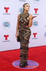 CATHERINE SIACHOQUE at 2019 Latin American Music Awards in Hollywood 10/17/2019