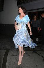 CATHERINE ZETA JONES Out in Beverly Hills 10/07/2019