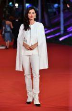 CATRINEL MENGHIA at Downton Abbey Premiere at 14th Rome Film Festival 10/19/2019