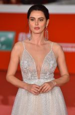 CATRINEL MENGHIA at Motherless Brooklyn Premiere at 14th Rome Film Festival 10/17/2019