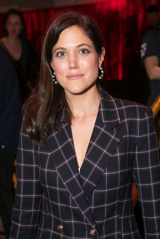 CHARITY WAKEFIELD at Lungs Play After-party in London 10/19/2019