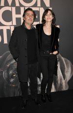 CHARLOTE GAINSBOURG at Mon Chien Stupide Premiere in Paris 10/22/2019