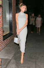 CHARLOTTE MCKINNEY Arrives at Kate Somerville Clinic 15 Years Celebration in Los Angeles 10/10/2019
