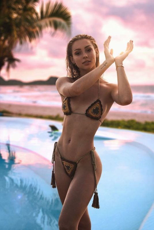 CHARLY JORDAN in Bikini - Instagram Photos 10/11/2019