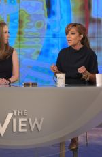 CHELSEA CLINTON at The View 10/16/2019