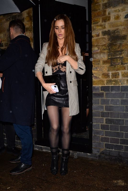 CHERYL COLE at Chiltern Firehouse in London 10/05/2019