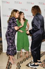 CHRISTINE TAYLOR and ELLA STILLER at Project Als Tomorrow is Tonight 21st Annual Gala in New York 10/23/2019