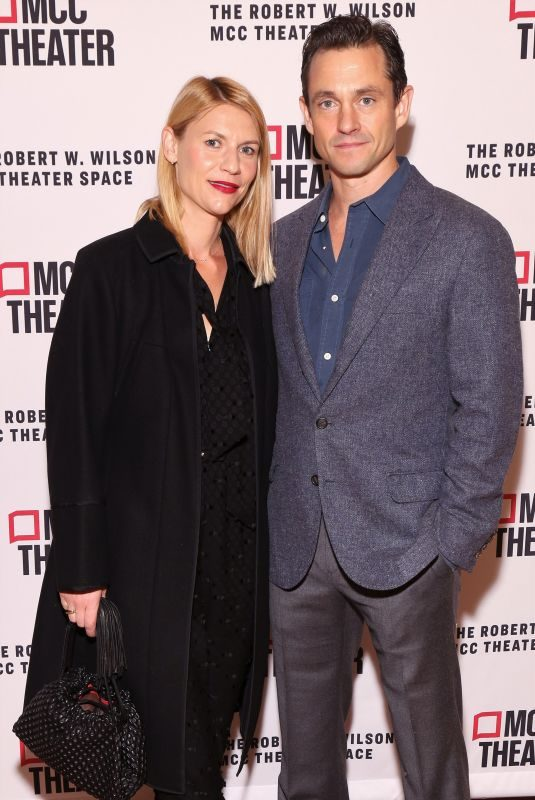CLAIRE DANES and Hugh Dancy Night of Seared Opening Night in New York 10/29/2019