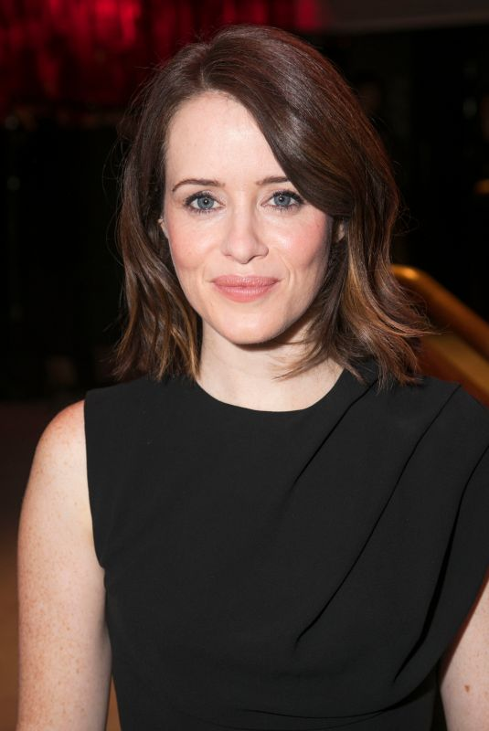 CLAIRE FOY at Lungs Play After-party in London 10/19/2019