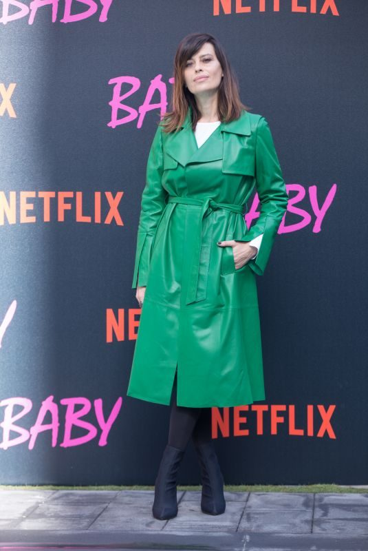 CLAUDIA PANDOLFI at Baby, Season 2 Premiere in Rome 10/16/2019