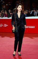 CLAUDIA POTENZA at Downton Abbey Premiere at 14th Rome Film Festival 10/19/2019