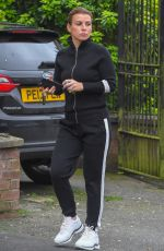 COLEEN ROONEY Out and About in Alderley Edge 10/21/2019