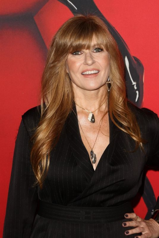 CONNIE BRITTON at American Horror Story 100th Episode Celebration in Hollywood 10/26/2019