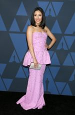 CONSTANCE WU at AMPAS 11th Annual Governors Awards in Hollywood 10/27/2019