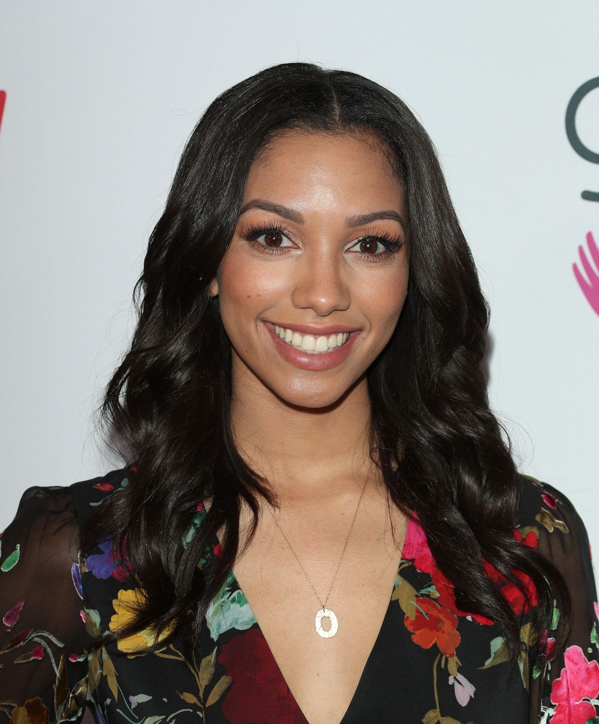 CORINNE FOXX at 2nd Annual Girl Up #girlhero Awards in ...