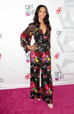 CORINNE FOXX at 2nd Annual Girl Up #girlhero Awards in Beverly Hills 10/13/2019