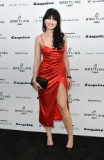 DAISY LOWE at Esquire Townhouse with Breitling Launch in London 10/16/2019