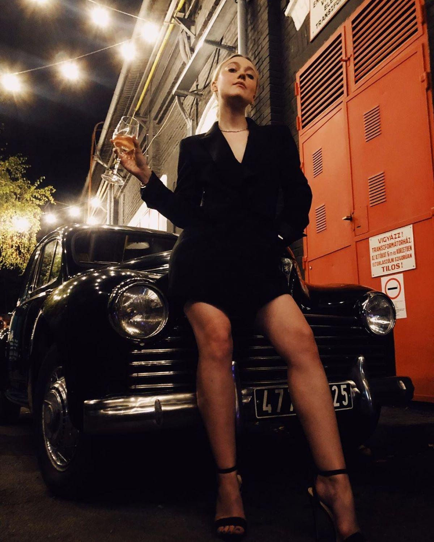 DAKOTA FANNING – Instagram Photo 10/09/2019 – HawtCelebs