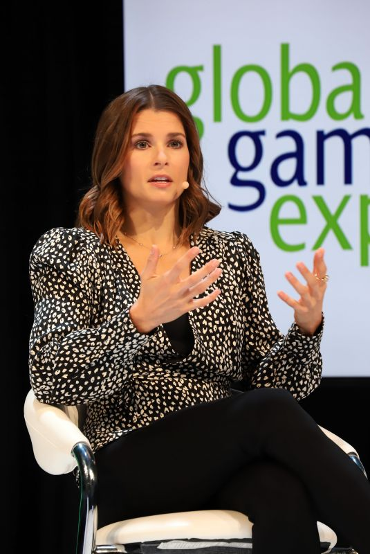 DANICA PATRICK at Pretty Intense - How Drive and Determination Fuel Danica Patrick
