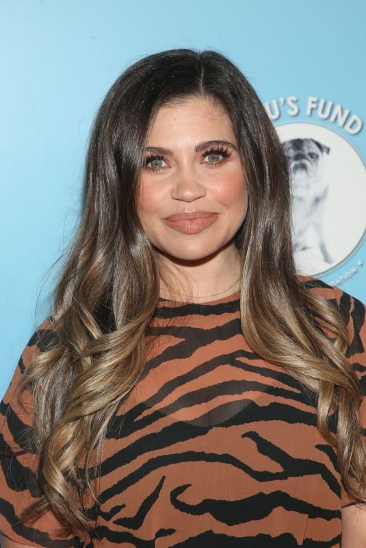 DANIELLE FISHEL at American Humane Dog Awards in Los Angeles 10/05/2019