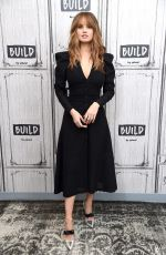 DEBBY RYAN at AOL Build in New York 10/17/2019