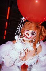 DEMI LOVATO - Halloween Photoshoot