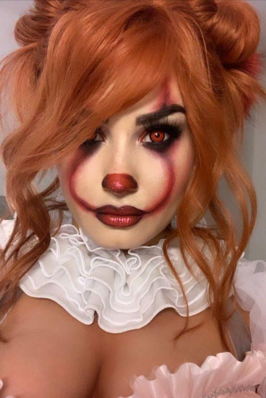 DEMI LOVATO – Halloween Photoshoot