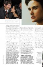 DEMI MOORE in F Magazine, October 2019