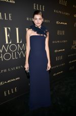 DIANA SILVERS at Elle Women in Hollywood Celebration in Los Angeles 10/14/2019