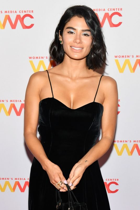DIANE GUERRERO at 2019 Women's Media Awards in New York 10/22/2019