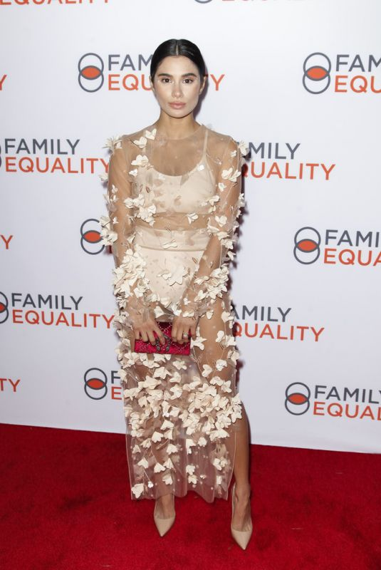 DIANE GUERRERO at Family Equality Los Angeles Impact Awards 10/05/2019