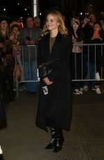 DIANNA AGRON Leaves SNL After-party in New York 10/05/2019