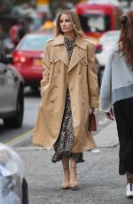 DIANNA AGRON Out and About in New York 10/28/2019