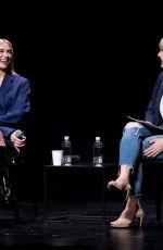 DUA LIPA at A Talk with Amanda Petrusich at 2019 New Yorker Festival 10/11/2019
