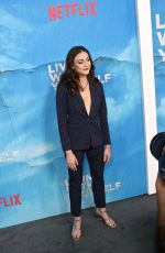 EDEN MALYN at Living with Yourself Premiere at Arclight Cinemas in Los Angeles 10/16/2019