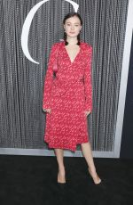 EILEEN KELLY at The King Premiere in New York 10/01/2019