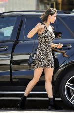 EIZA GONZALEZ Out in Los Angeles 10/10/2019