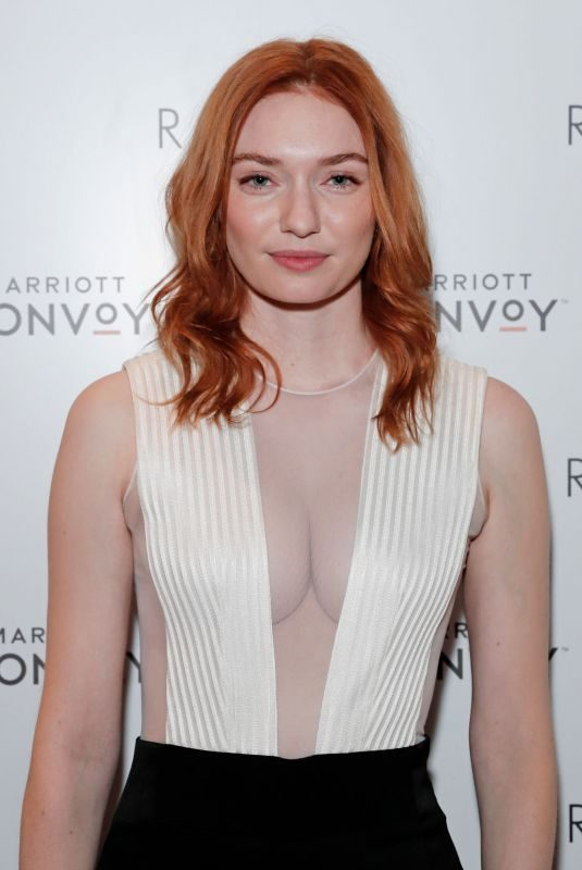 ELEANOR TOMLINSON at Loyalty & Love Launch in London 10/02/2019