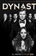 ELIZABETH GILLIES - Dynasty, Season 3 Promos