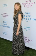 ELIZABETH OLSEN at Rape Foundation