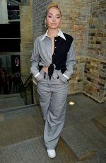 ELLA EYRE at Q Awards in London 10/16/2019