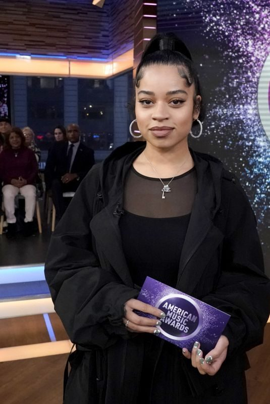 ELLA MAI at Good Morning America 10/24/2019
