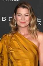 ELLEN POMPEO at 2019 Instyle Awards in Los Angeles 10/21/2019